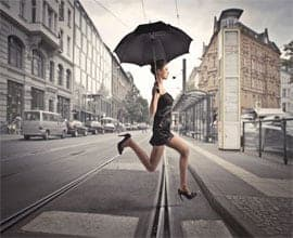 Blog Umbrella