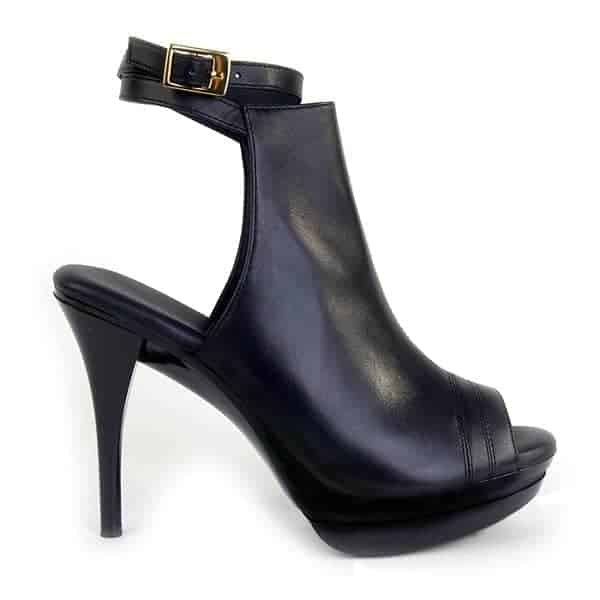 Ilene Berg Samara Black Bootie Right Side