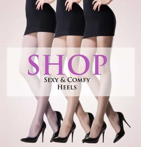 Shop Sexy and Comfy Shoes