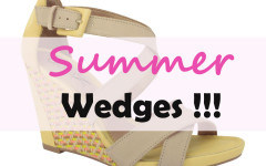 Summer Wedges 2016