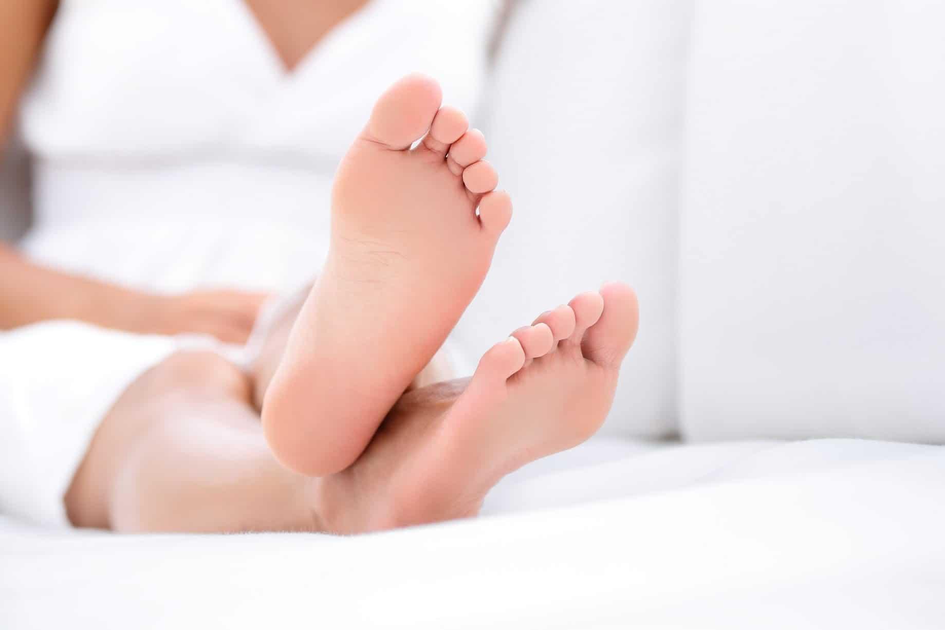 5 Tips to Prevent Sweaty Feet in High Heels