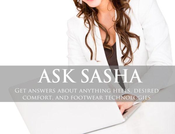 ASK SASHA BLOG