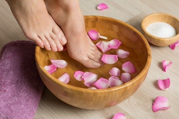 Pedicure Foot Bath