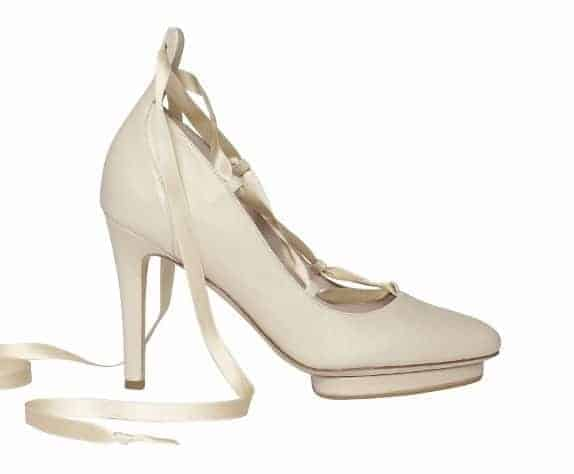 Cream Vanessa Pump by Roccamore