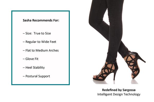 Sargossa Redefined Heels