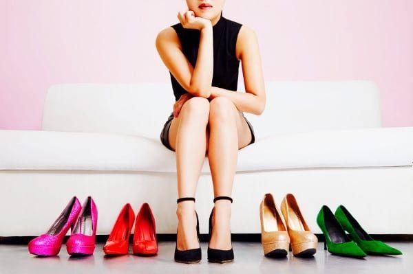 Women's Shoe Review Club