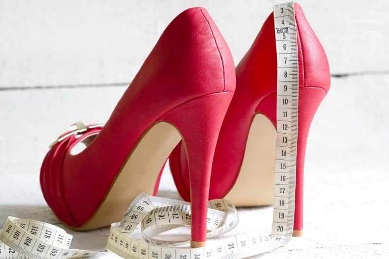 Know – To Use Perfect Formula This Simple Your Heel Height Stiletto VpLqGjMSUz