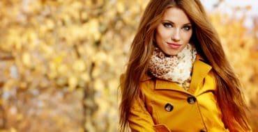 Comfortable Fall Fashion Meets Hi-Tech Heels