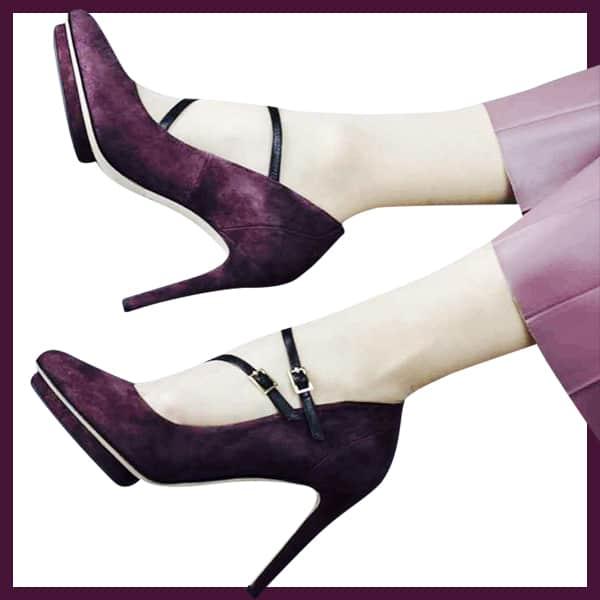 Roccamore Serafina Holiday Party Heels